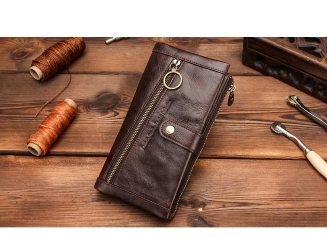 Мужские портмоне из кожи брендовые