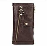 Мужские портмоне из кожи брендовые, фото 2