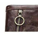 Мужские портмоне из кожи брендовые, фото 7