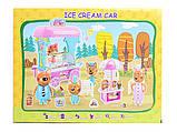 Игровой набор Три Кота. Ice Cream Car, фото 2