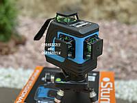 Самовыравнивающийся уровень лазерный Sturm 1040-12-GR, 12 лучей, фото 1