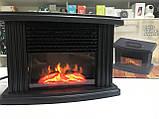 Камин обогреватель Flame Heater с ПУЛЬТОМ, фото 5