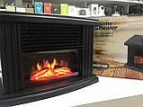 Камин обогреватель Flame Heater с ПУЛЬТОМ, фото 7