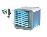 Портативный кондиционер 4в1 Rovus Arctic Air, охладитель и увлажнитель воздуха, фото 5