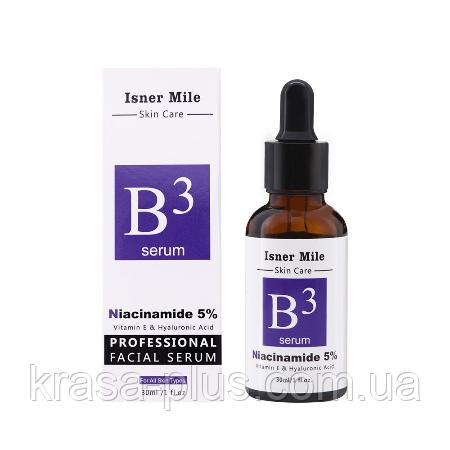 Сыворотка с витамином B3 Isner Mile
