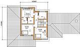Готовый проект жилого дома К32, фото 5