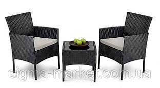 Садовая мебель di Volio Siena черная