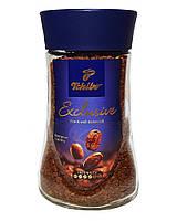Кофе растворимый Tchibo Exclusive 100 г в стеклянной банке