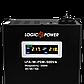 Комплект резервного питания для котла Logicpower A500 + AGM батарея 270ватт, фото 3
