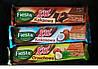 Вафли в шоколаде Fiesta XXL Kakaowa шоколадные 50 г Польша, фото 4