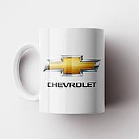 Кружка Chevrolet. Шевроле, фото 1