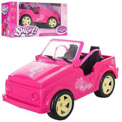 Машинка для куклы Барби Bambi Sweet Car