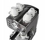 Рожковая кофеварка эспрессо Raven EER001G, фото 2