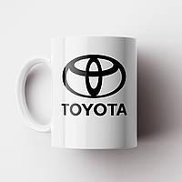Кружка Toyota. Тойота, фото 1