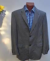 Чоловічий сірий піджак Розмір  50 ( С-35)