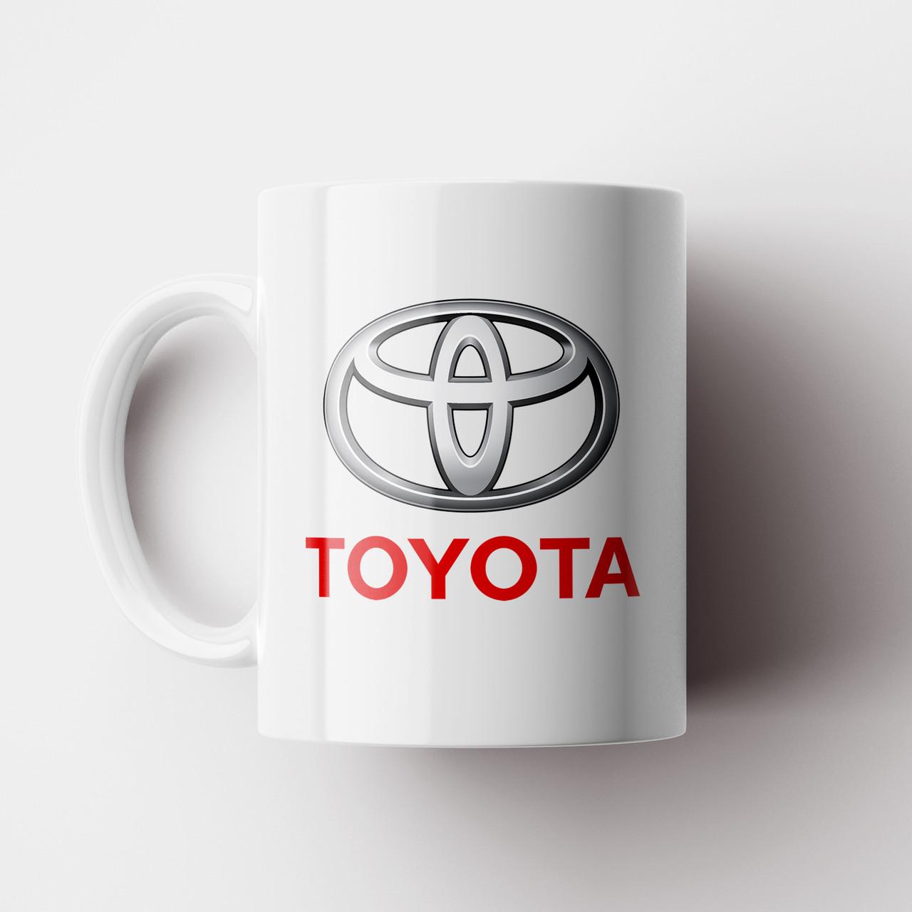 Кружка Toyota. Тойота