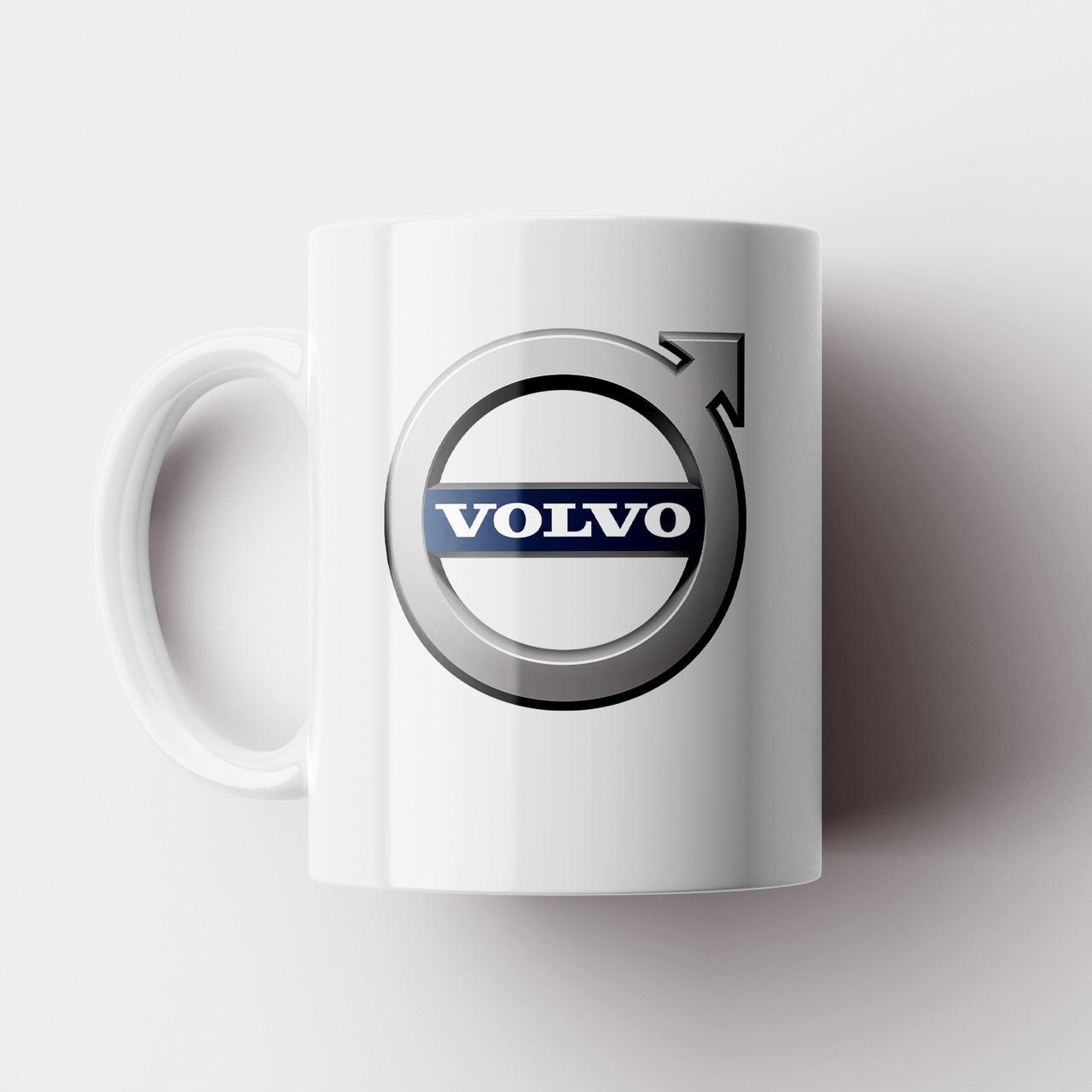 Кружка Volvo. Вольво