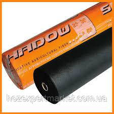 """Агроволокно """"Shadow"""" 4% черное 60 г/м² 1,6 х100 м., фото 2"""