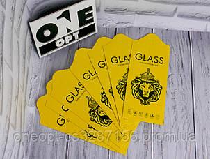 Упаковка для защитных стекол Lion с комплектом фибр