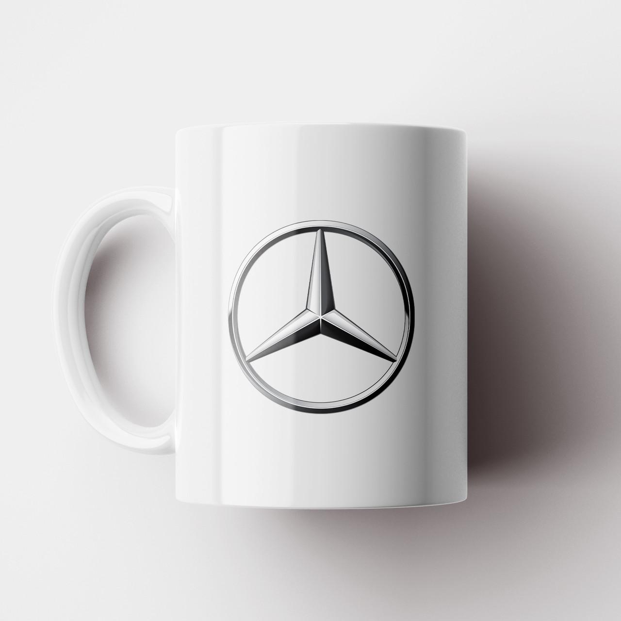 Кружка Mercedes. Мерседес