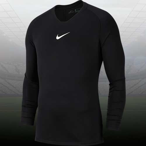 Термо-компрессионное белье Nike Dry Park First Layer LS