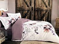 Комплект постельного белья Maison D'or Alita Nature сатин 220-200 см разноцветный