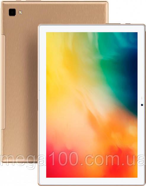 Планшет Blackview Tab 8 золотий колір (екран 10,1 дюймів, пам'яті 4/64, акб 6580 маг) LTE