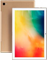 Планшет Blackview Tab 8 золотой цвет (экран 10,1 дюймов, памяти 4/64, акб 6580 мАч) LTE