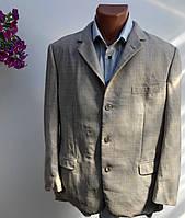 Чоловічий костюм льянний Розмір 48 ( С-47)