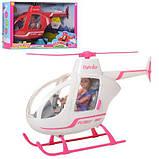 Кукла Defa с вертолетом, фото 2