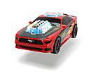 Скоростной автомобиль Dickie Toys Музыкальный рейсер со светом и звуком 20 см Dickie Toys Music Racer 3764003, фото 3