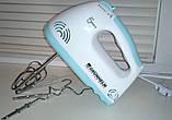 Ручной электрический миксер Grunhelm GRM618 200 Вт, фото 3