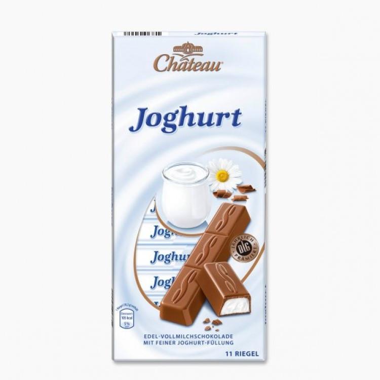 Шоколад молочный Chateau Joghurt Йогурт 200 г Германия
