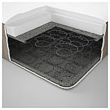 IKEA HAMARVIK (502.445.00) Пружинный матрас, фото 4