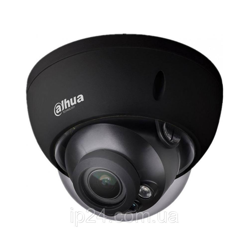 Dahua DH-HAC-HDBW1200RP-Z-BE вариофокальная камера черного цвета