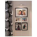 IKEA RIBBA (303.784.54) Рамка черный, фото 4