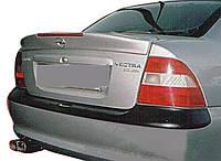 Opel Vectra B 1995-2002 гг. Спойлер Анатомик Опель Вектра б (под покраску)