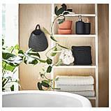 IKEA EKOLN (602.915.10) Диспенсер для мыла, темно-серый, фото 4