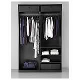 IKEA SKUBB (302.949.87) Контейнер для одежды/постельных принадлежностей, черный, фото 5