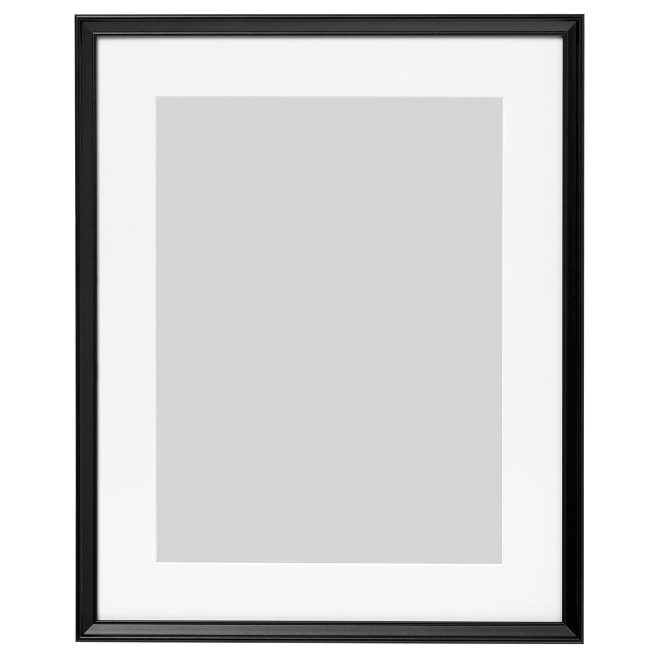 IKEA KNOPPANG (503.871.36) Рамка чорний