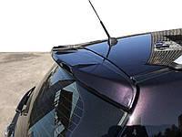 Nissan Qashqai 2010-2014 гг. Спойлер Ниссан Кашкай тип 1 (под покраску)