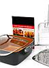 Сковородка-фритюрниця квадратная с крышкой TOP KITCHEN BN-8001, фото 2