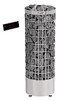 Електрокаменка Harvia Cilindro PC110EE steel 10.8 кВт вага каменів 120 кг, парилка 18 м. куб з пультом