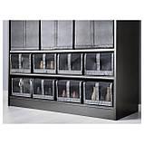IKEA SKUBB (301.933.75) Коробка для обуви, черный, фото 3