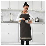 IKEA VARDAGEN (502.926.28) Кухонный фартук, черный, фото 2