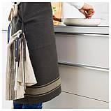 IKEA VARDAGEN (502.926.28) Кухонный фартук, черный, фото 8