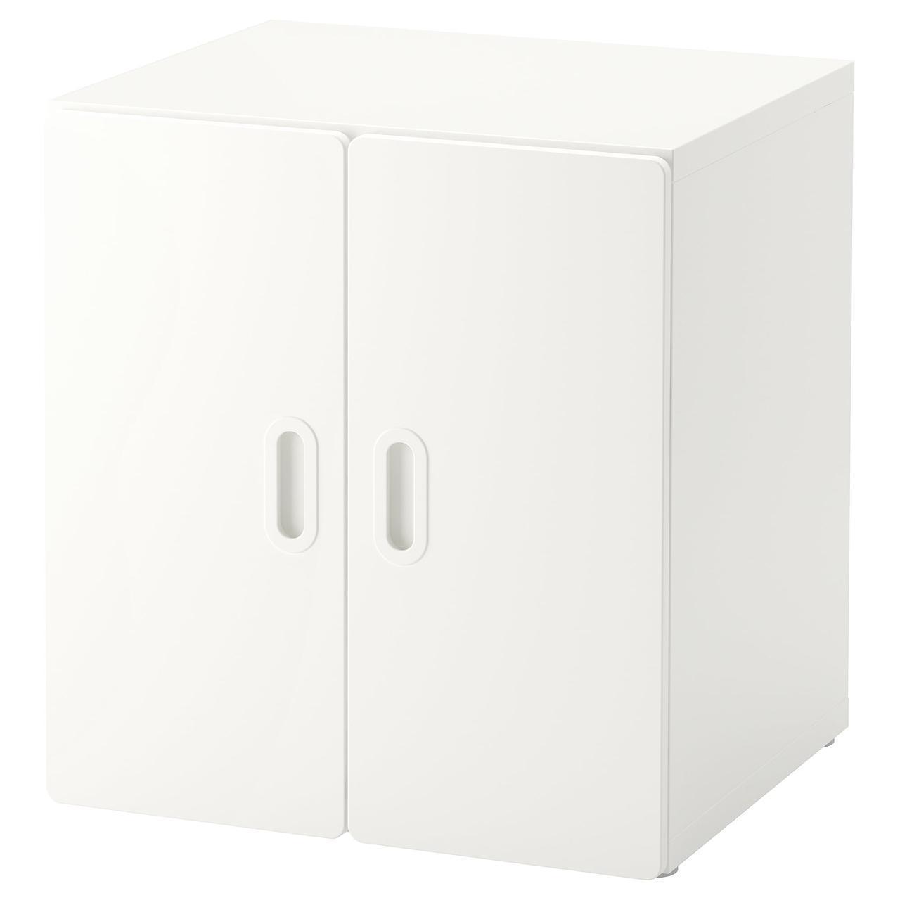 IKEA STUVA / FRITIDS (692.794.91) Шкаф, белый, зеленый