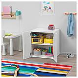 IKEA STUVA / FRITIDS (692.794.91) Шкаф, белый, зеленый, фото 2