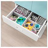 IKEA STUVA / FRITIDS (592.529.96) Шкаф/гардероб, белый, красный, фото 2