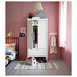 IKEA SUNDVIK (102.696.96) Шкаф/гардероб, белый, фото 3